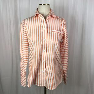 Foxcroft Non-iron Fitted Button Up Size 4